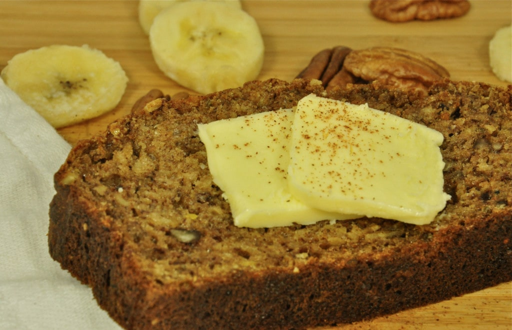 Healthy Banana Bread 8