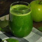 Spinach Cucumber Green Juice