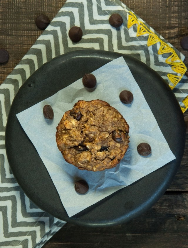 These gluten free muffins are high in protein and low in sugar without the health-nut taste. You can fool just about anyone into eating healthy with these!