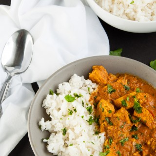 Crock-Pot Indian Curry with Chicken