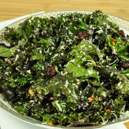 Lemon Kale Salad