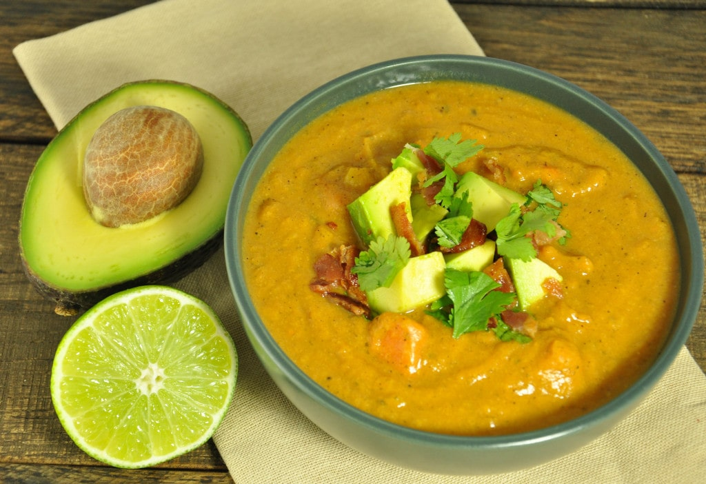 Sweet Potato Soup -11