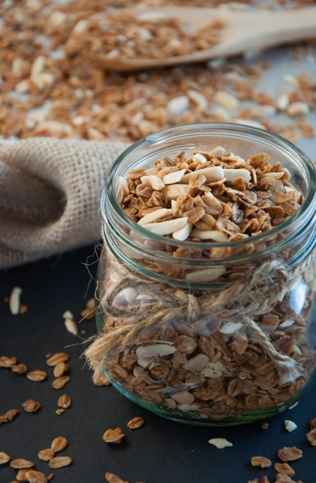 Easy Granola Recipe-121