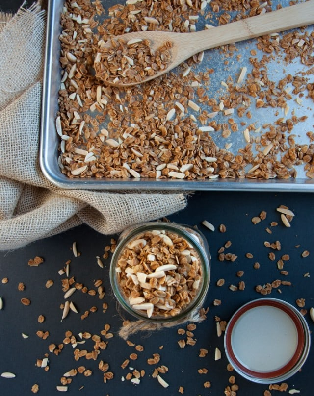 Easy Granola Recipe-168