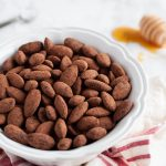 Cocoa Roasted Almonds