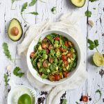 Cilantro Lime Salad