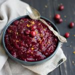 Honey Cranberry Sauce