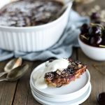 Cherry Oat Quinoa Breakfast Bake