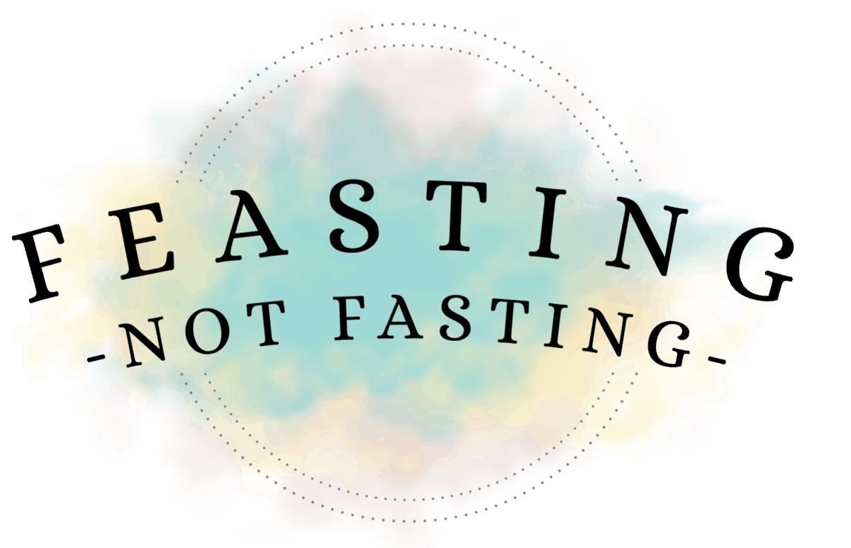 Feasting not Fasting logo